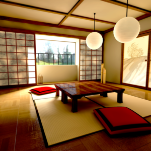 20 Stunning Japanese Living Room Decoration Tips